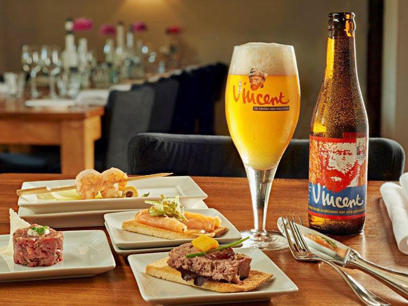 High Beer v.a. € 17,50